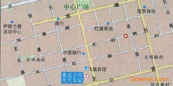 克拉玛依自驾游地图 免费版 1