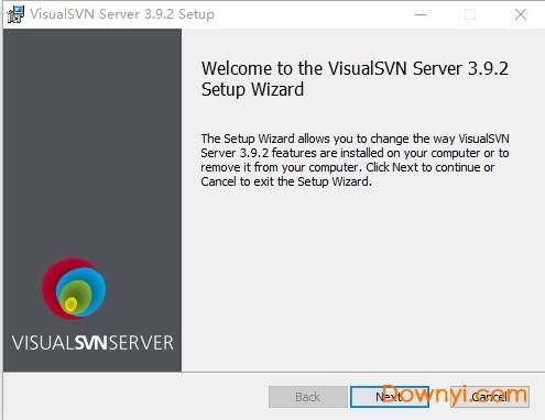 visualsvn server中文破解版