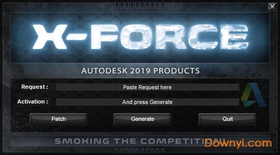 autodesk2019注册机绿色版