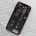 iphone内部透明壁纸