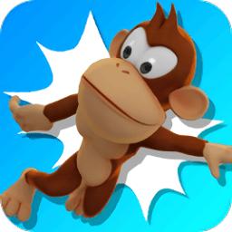 猴子大冒險小游戲
