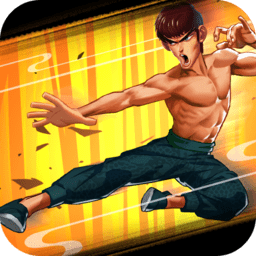 功夫激战百度游戏(kung fu attack)