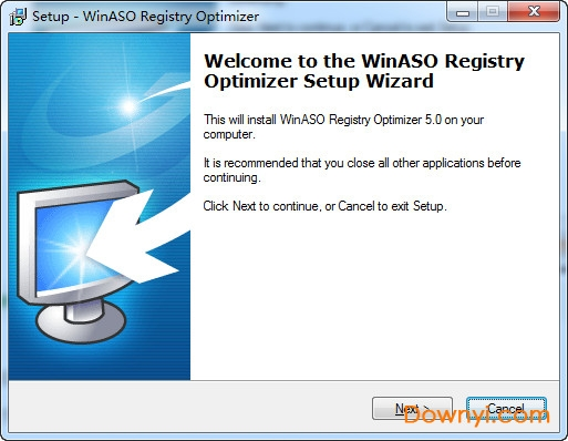 winaso registry optimizer中文版 v5.0.0 免费版 0