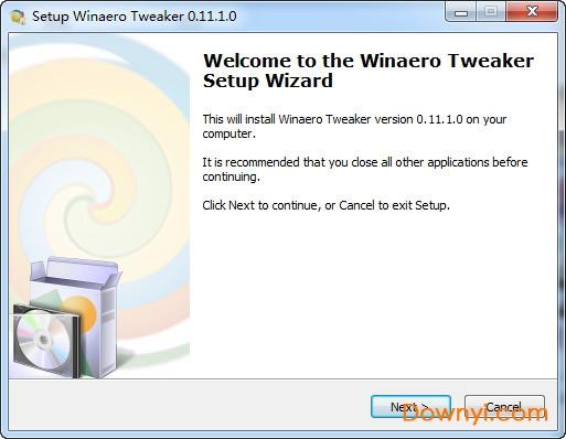 winaero tweaker中文版 v0.11.1.0 免费版 0