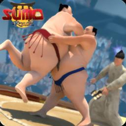 相扑摔跤手机游戏(sumowrestling)