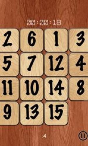 15数字推盘游戏木质版(fifteenth puzzle) v6.333 安卓版 1