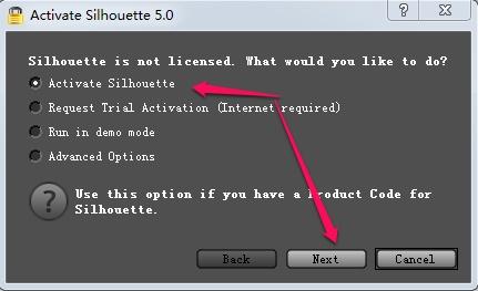 sfx silhouette安装内容