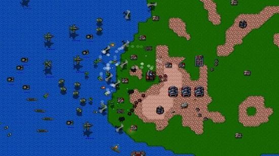 铁锈战争无限金币版(红警RTS) v1.11 钱柜娱乐官网版 2