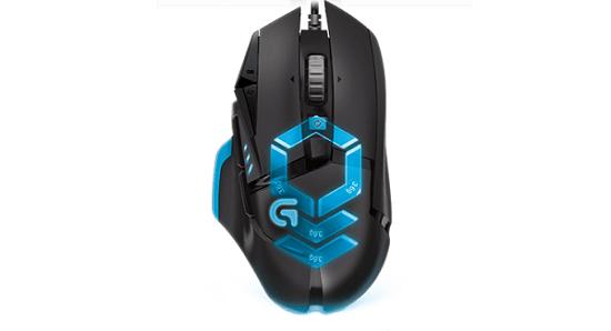 罗技鼠标g502驱动 v8.96.88 免费版 0