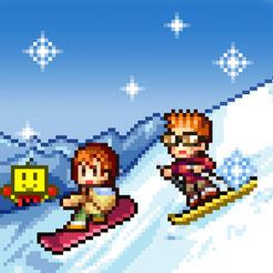 闪耀滑雪场物语中文版