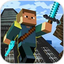 方塊像素生存世界游戲