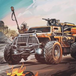 Crossout Mobile游戏
