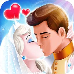 冰雪皇家婚礼游戏