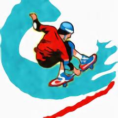 滑板少年手机版(skater boy)