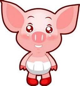 qq宠物猪表情大全图片