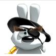 叽叽兔QQ表情包第二季