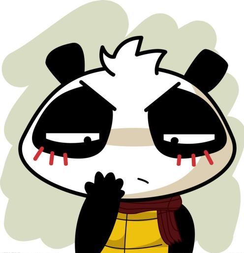 nono panda qq表情包