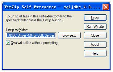 microsoft sql server jdbc驱动程序
