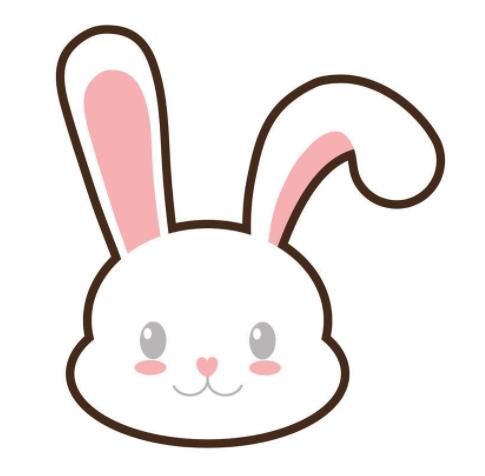 表情动态小心表情超人兔子包图片