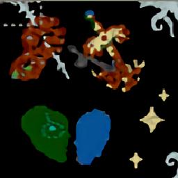 魔法门之英雄无敌3最终的阿玛格顿地图(附攻略)