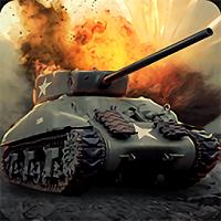 史诗坦克战役无限金币版(epic tank battles in hieey)