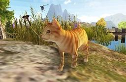 3d猫模拟器游戏