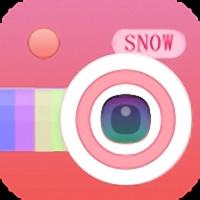 snow賣萌貼紙相機app