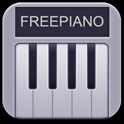 FreePiano(电脑键盘钢琴模拟器)