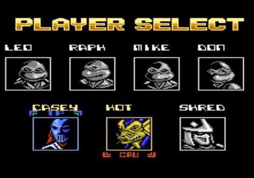 忍者神龟pc版单机游戏 免费版 0