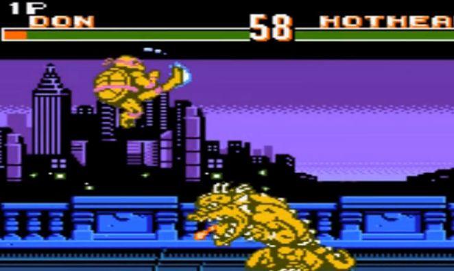 忍者神龟游戏街机版