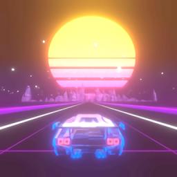 音乐竞速手机游戏(music racer)