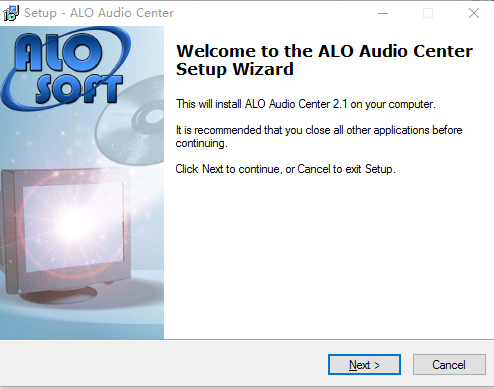 alo audio center软件