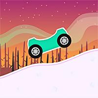 雪地小车手游(candy snow hill riders)