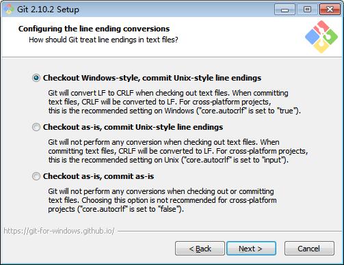git bash64位软件 v2.17.0 安装版 0