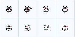 笑兔qq表情包 免费版 0