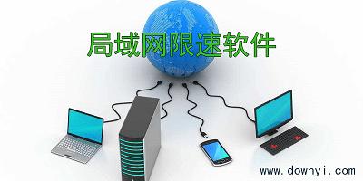 局域网限速软件