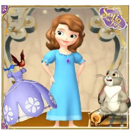 索菲亚的皇家礼服游戏(dress for a royal day)