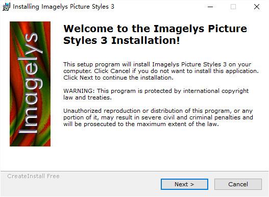 imagelys picture styles 图片处理工具 v3.0 免费版 0