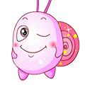 蜗牛qq怎么加速_可爱的小蜗牛qq表情包 免费版
