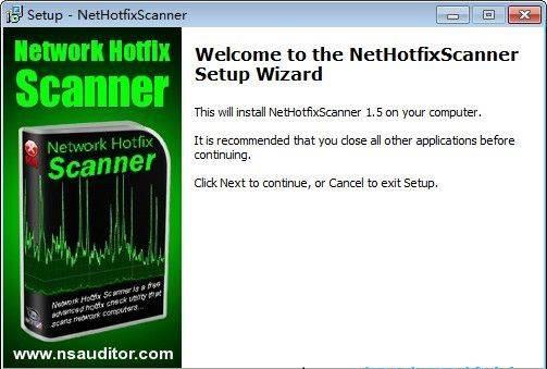 nethotfixscanner