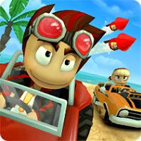 沙滩赛车竞速中文破解版