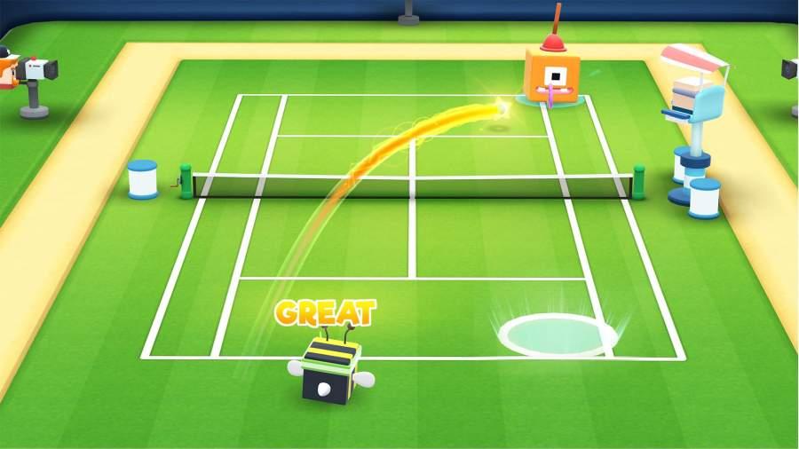 数位网球手游apk(tennis bits) v1.0 安卓中文版0