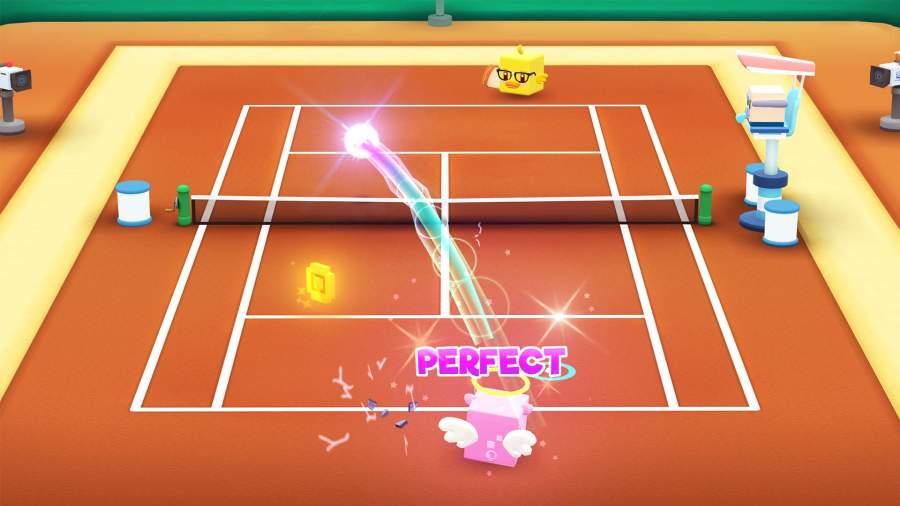 数位网球手游apk(tennis bits) v1.0 安卓中文版1