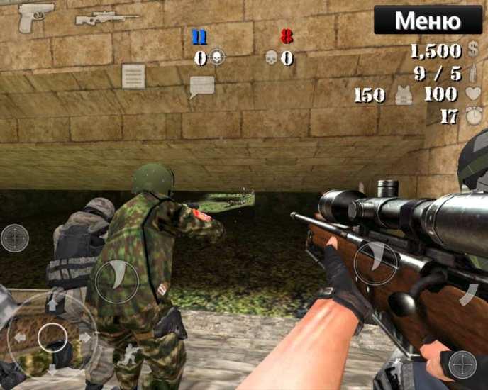 好枪法游戏(funny gun) v1.0 安卓版1