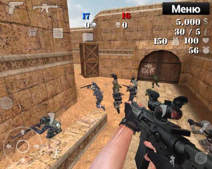 好枪法游戏(funny gun) v1.0 安卓版2