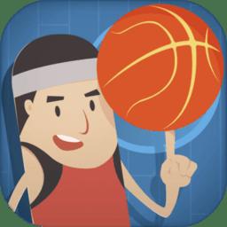 难球迷阵正式版(hoops puzzler)
