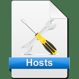 hosts文件配置工具