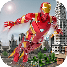 超级钢铁侠英雄单机版