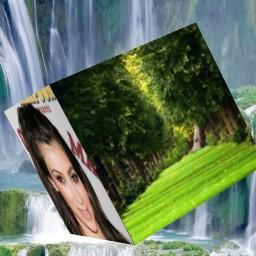 照片立方动态壁纸软件