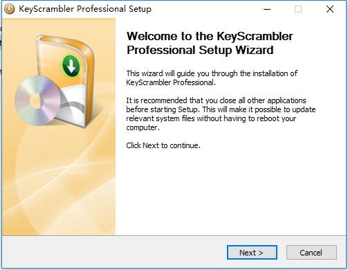 keyscrambler(防键盘记录软件) v3.11 免费版 0